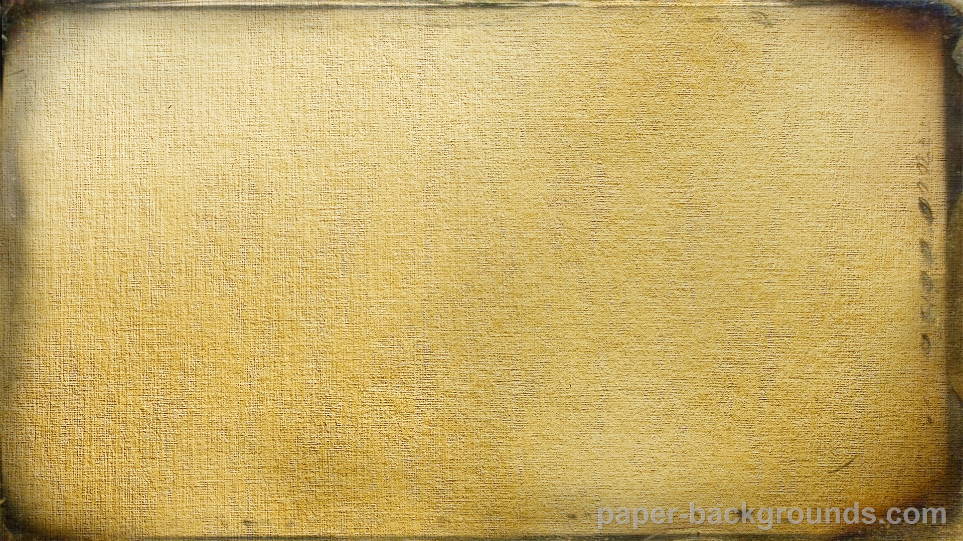 Burned Old Paper Background Texture Grunge HD