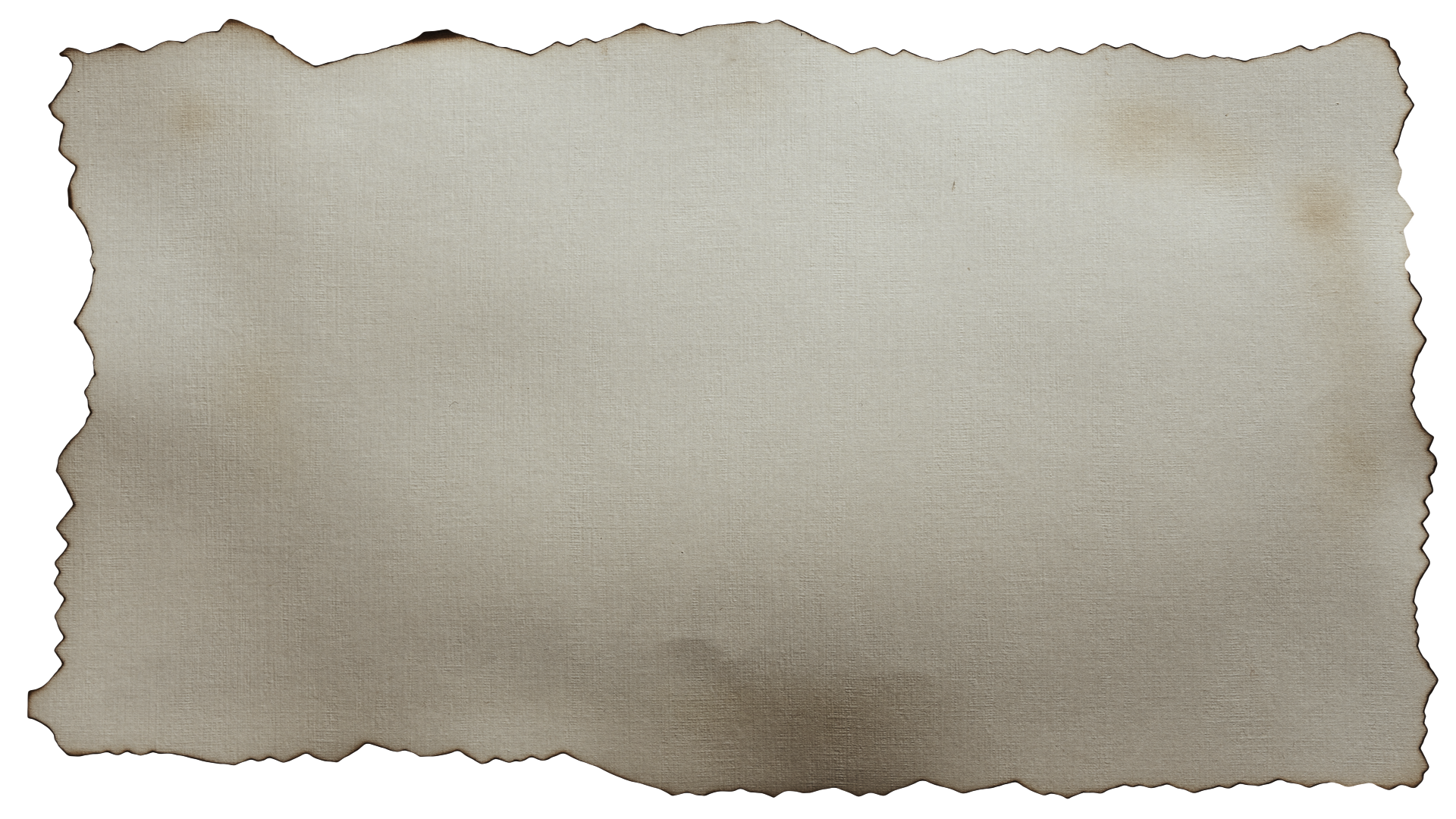Old Burned Paper Texture Background HD