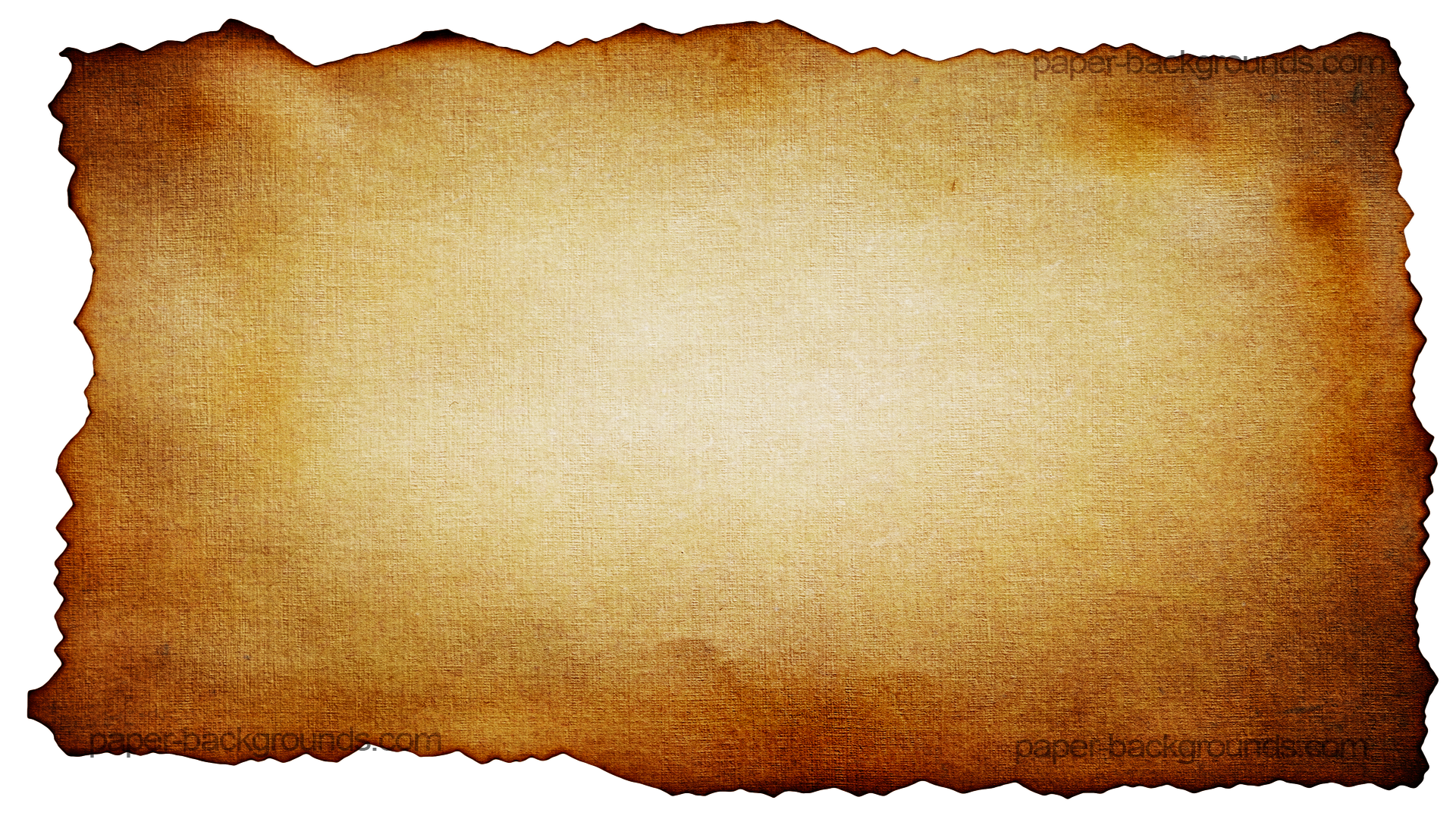 Old Burned Vintage Paper Texture HD