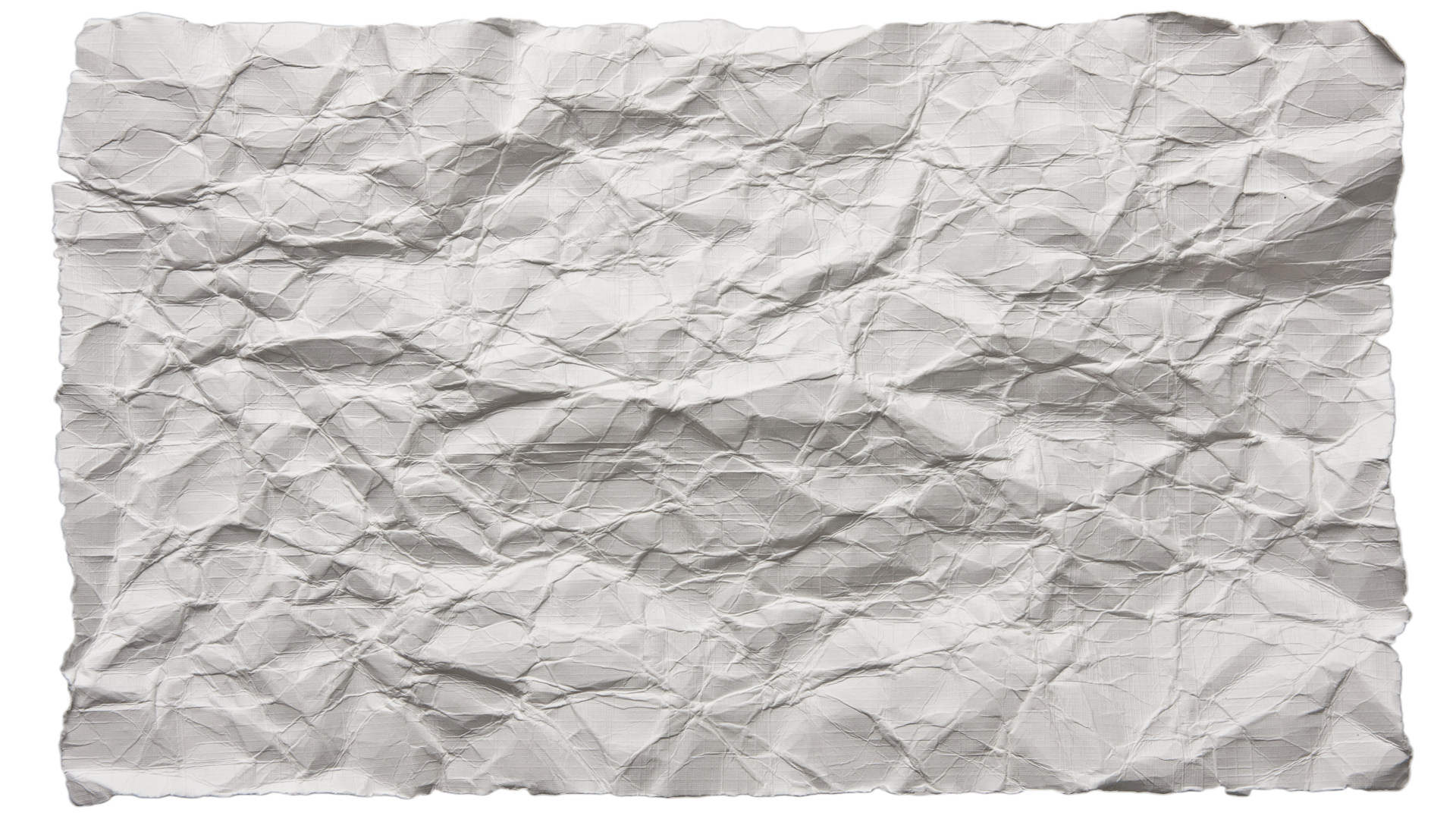 White Wrinkled Paper Background Texture HD
