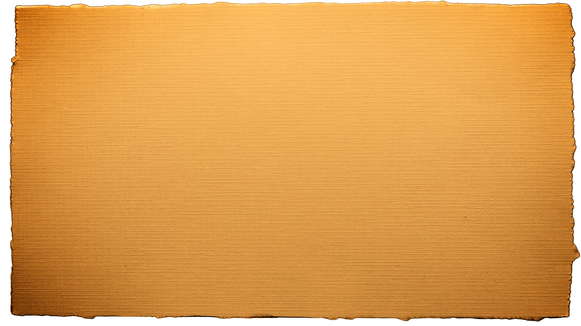 Yellow-Orange Torn Paper Background HD