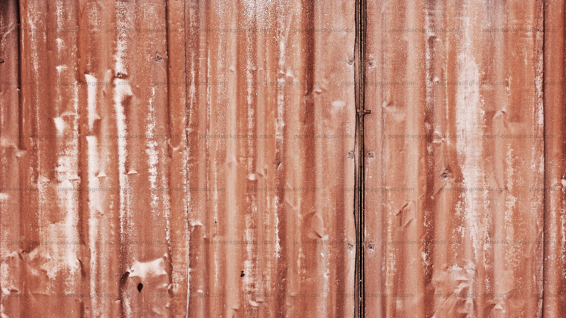 Grunge Metal Panels Texture HD
