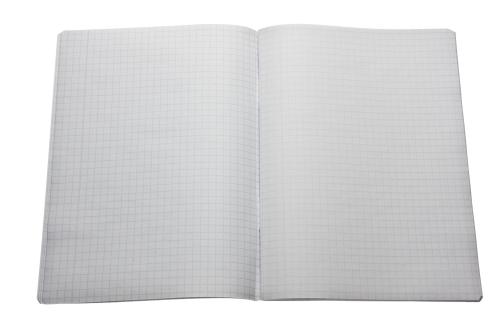 Notebook Square Paper Mockup Background 2