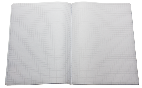 Notebook Square Paper Mockup Background 2 HD