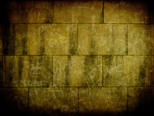 Aged Stone Wall Background Texture HD