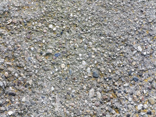 Concrete Pavement Texture