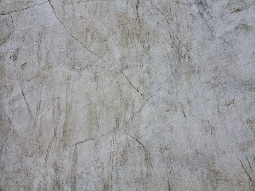 Cracked Dirty White Marble Wall Background