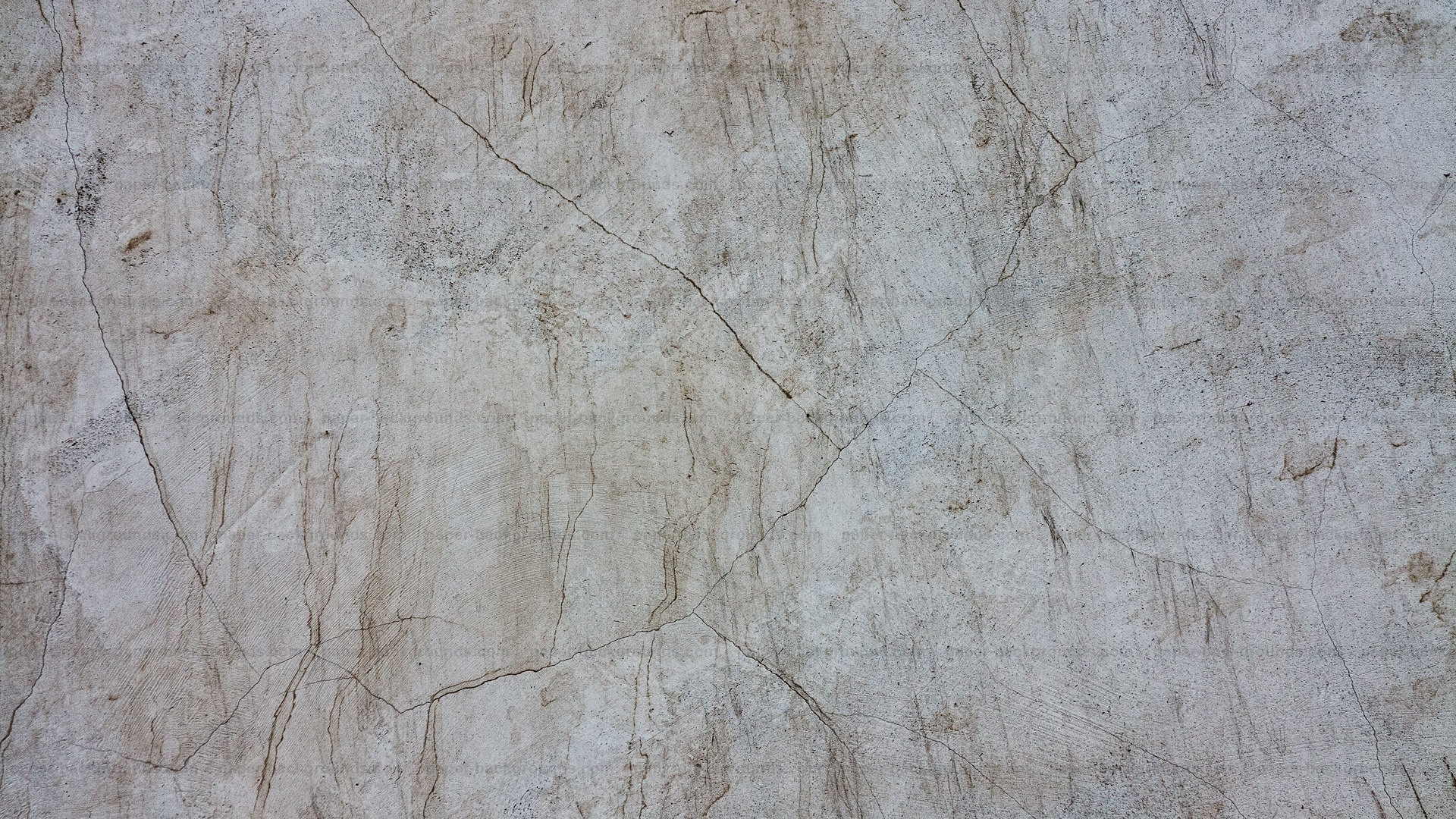 Cracked Dirty White Marble Wall Background, HD