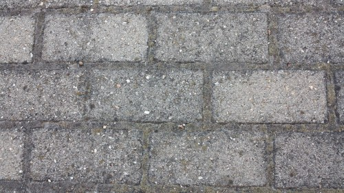 Gray Concrete Bricks Background HD