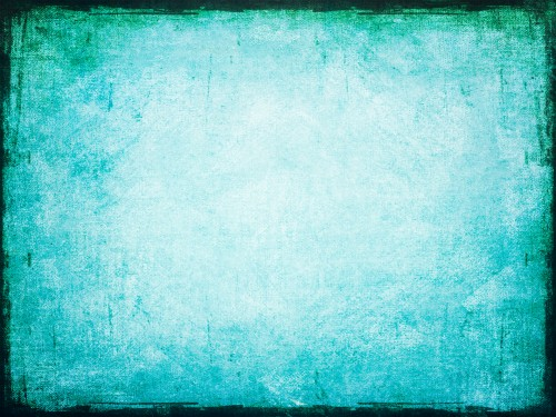 Grunge Blue Painted Wall Background HD