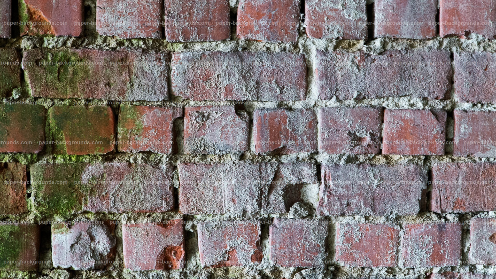 Grunge Brick Wall Texture HD