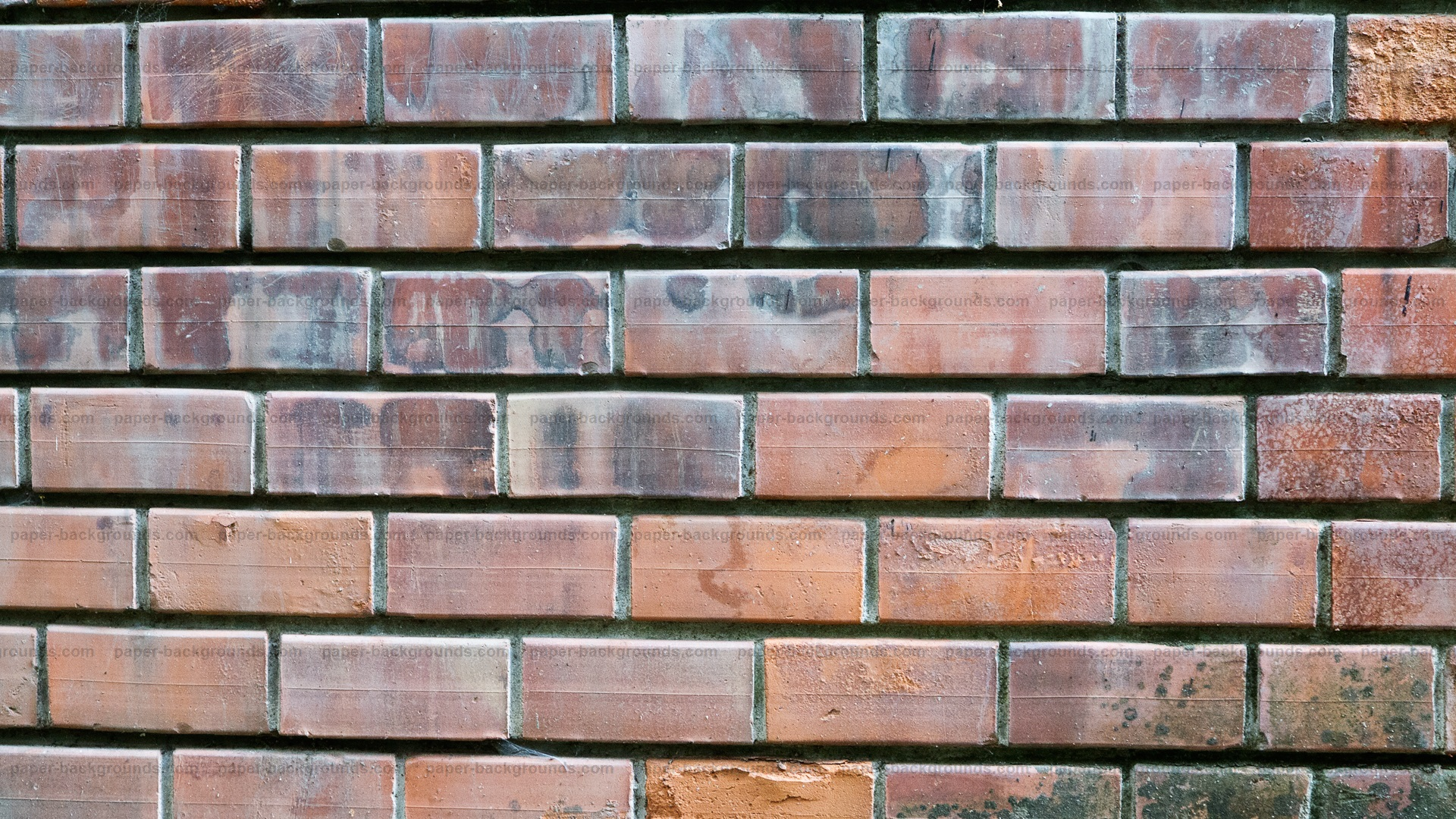 Grunge Bricks Wall Texture HD