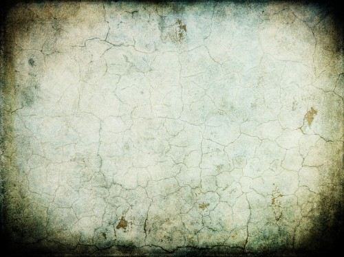 Grunge Cracked Paint Wall Background