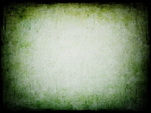 Grunge Green Paper Background