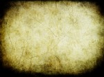 Grunge Old Yellow Wall Background