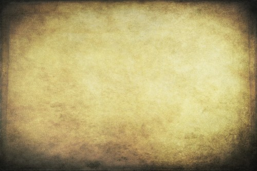 Grunge Yellow Paper Texture Background Free