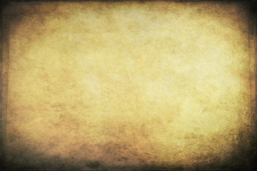 Grunge Yellow Paper Texture Background HD
