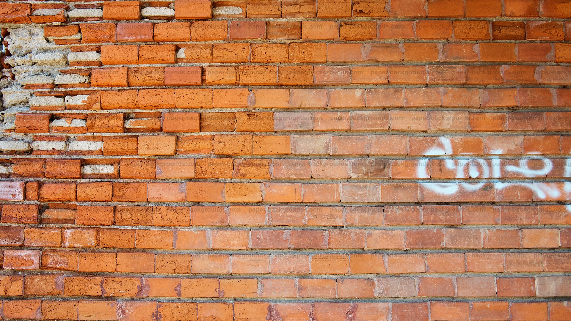 Brick background wallpaper 165278 for Wall to wall wallpaper