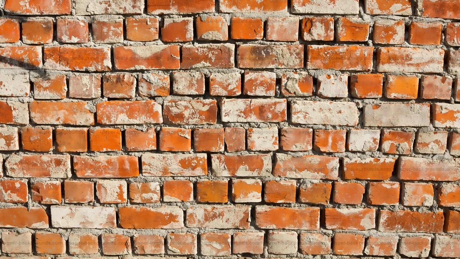 Old Brick Wall Texture HD