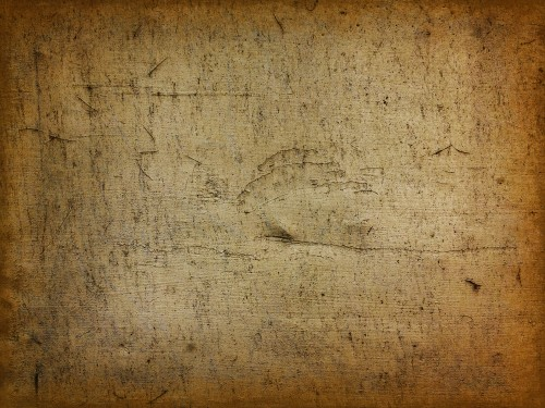 Old Vintage Scratched Background