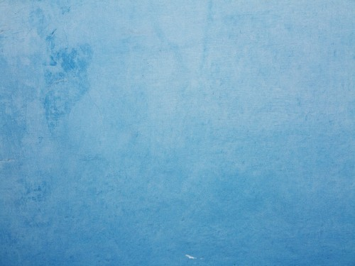 Vintage Blue Painted Wall Background