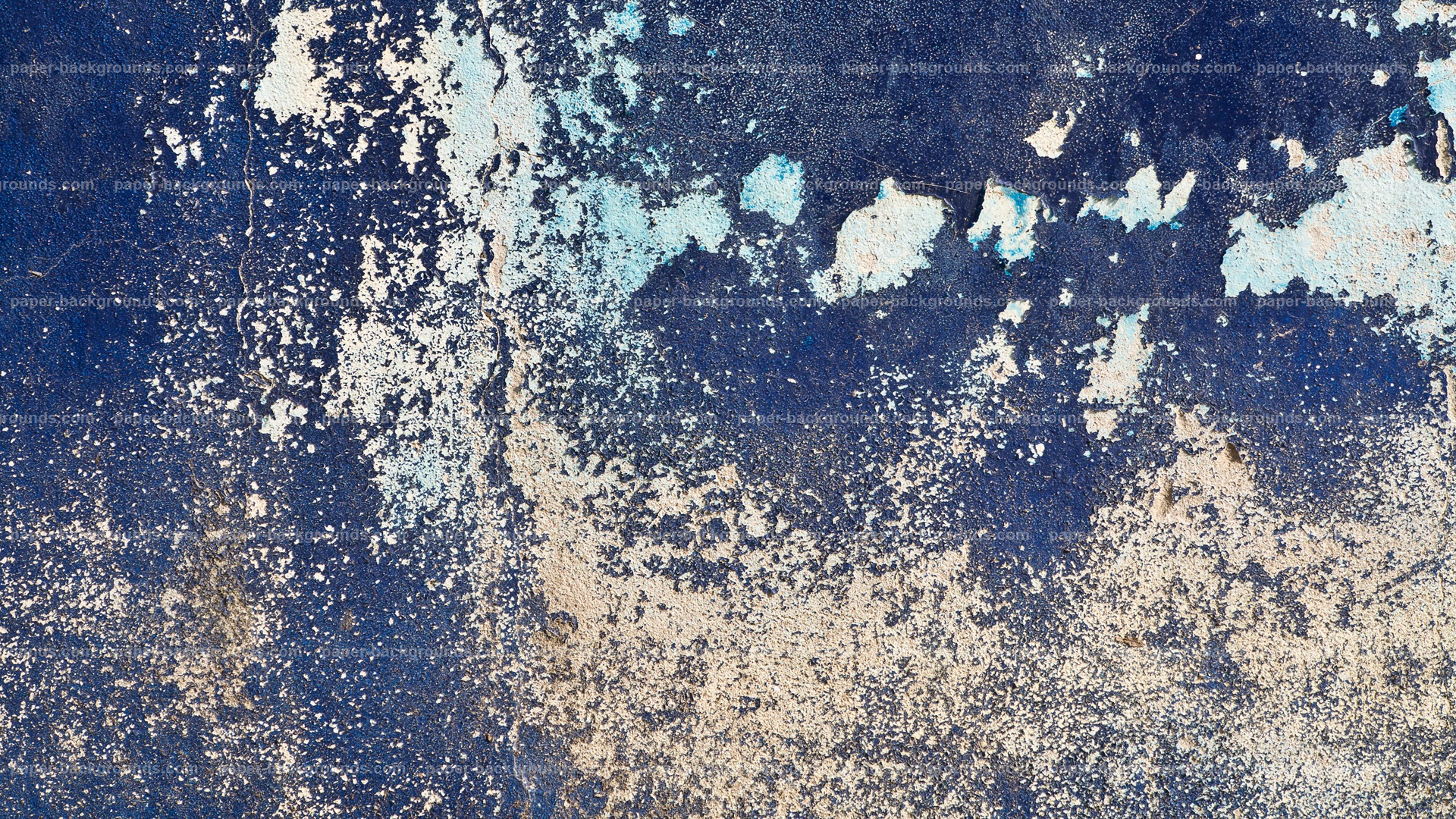Vintage Blue Wall Background HD
