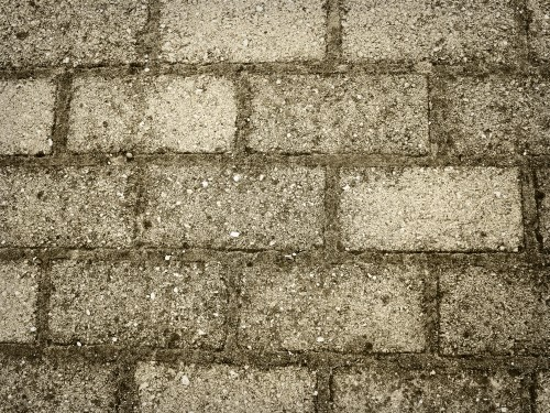 Vintage Concrete Bricks Background