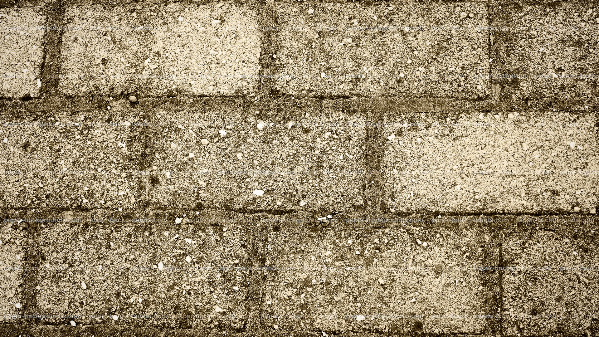 Vintage Concrete Bricks Background HD