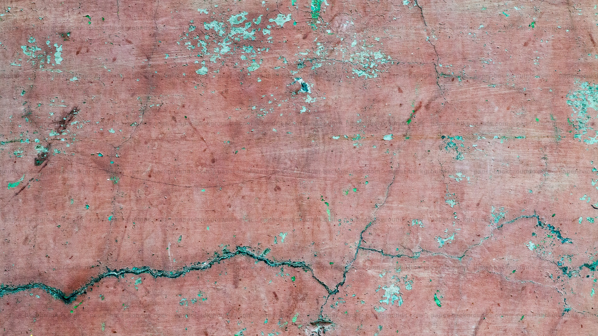 Vintage Red Wall Texture HD