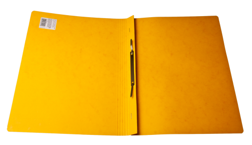Yellow Open Paper Folder HD