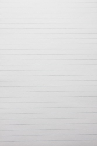 White Paper Notebook Page HD