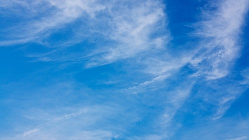 Blue Sky Background HD