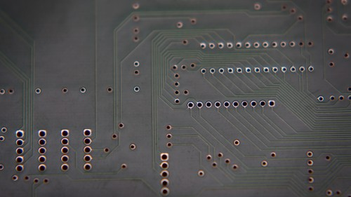 Electronic Circuits Background HD