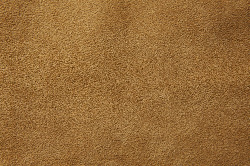 Fluffy Brown Leather Texture Background