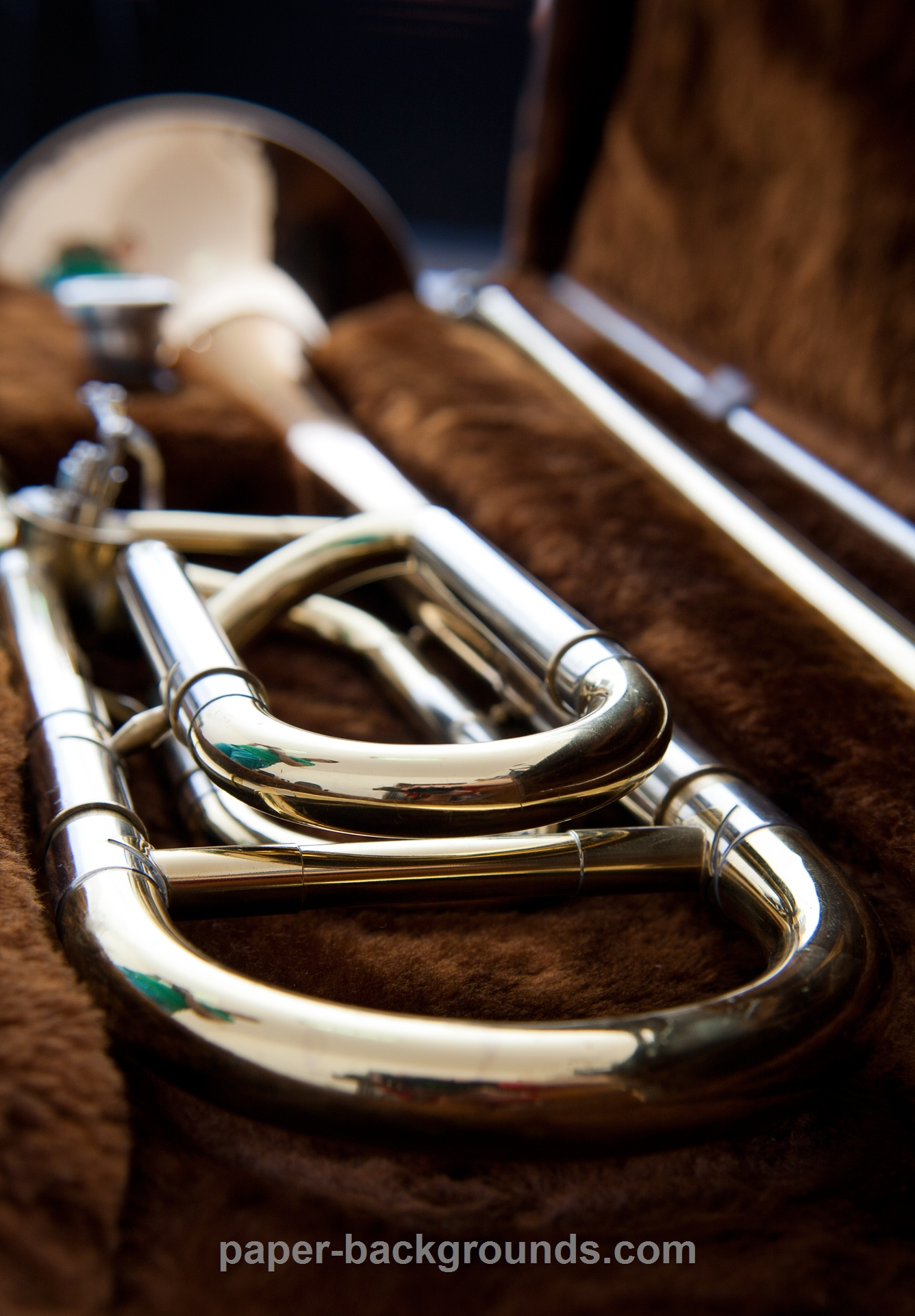 Musical Instrument Close-up Macro HD