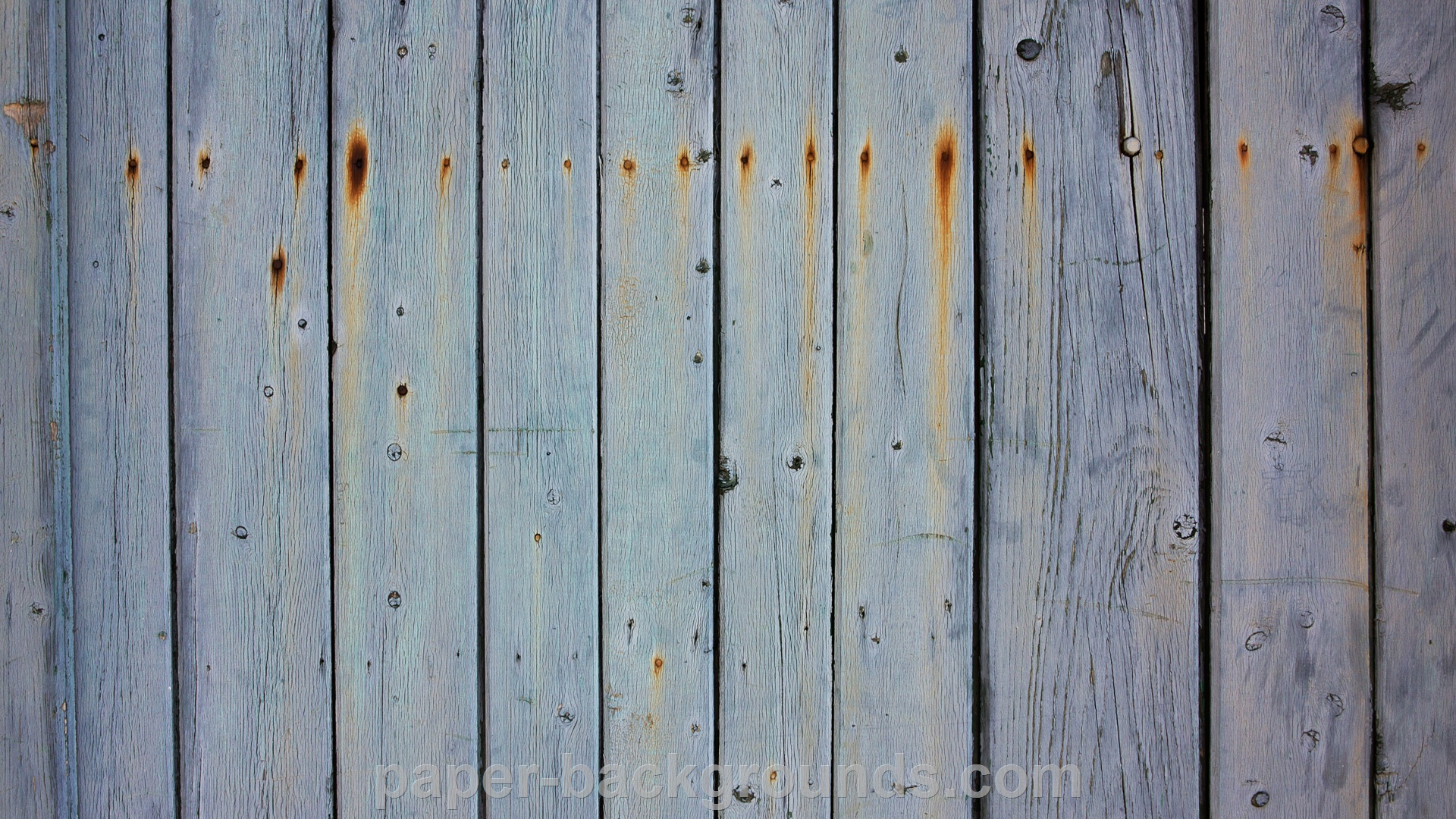 Old White Wooden Fence Texture HD