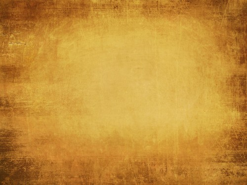 Orange Grunge Background