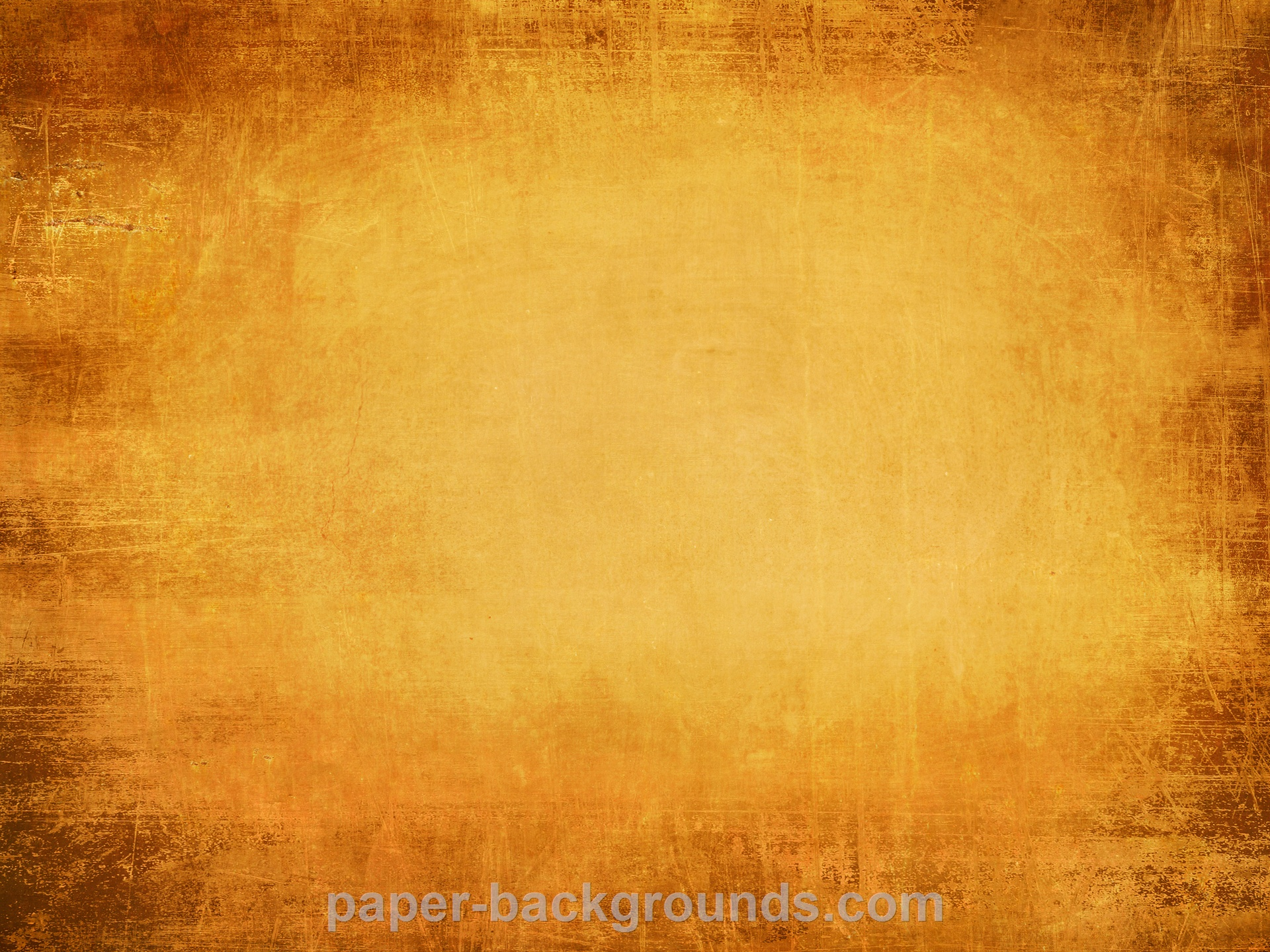Orange Grunge Background HD