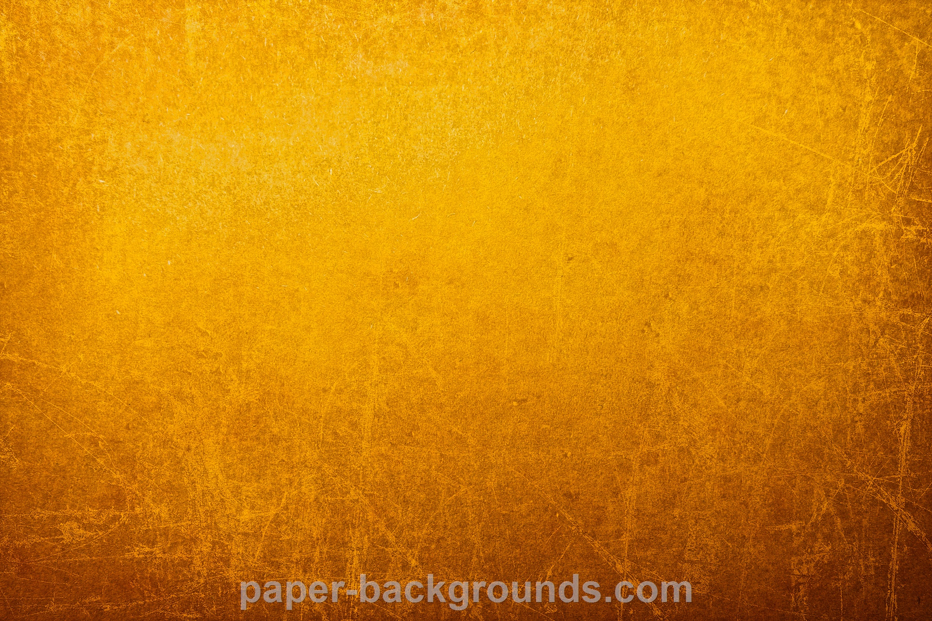 Orange Scratched Vintage Background Texture HD