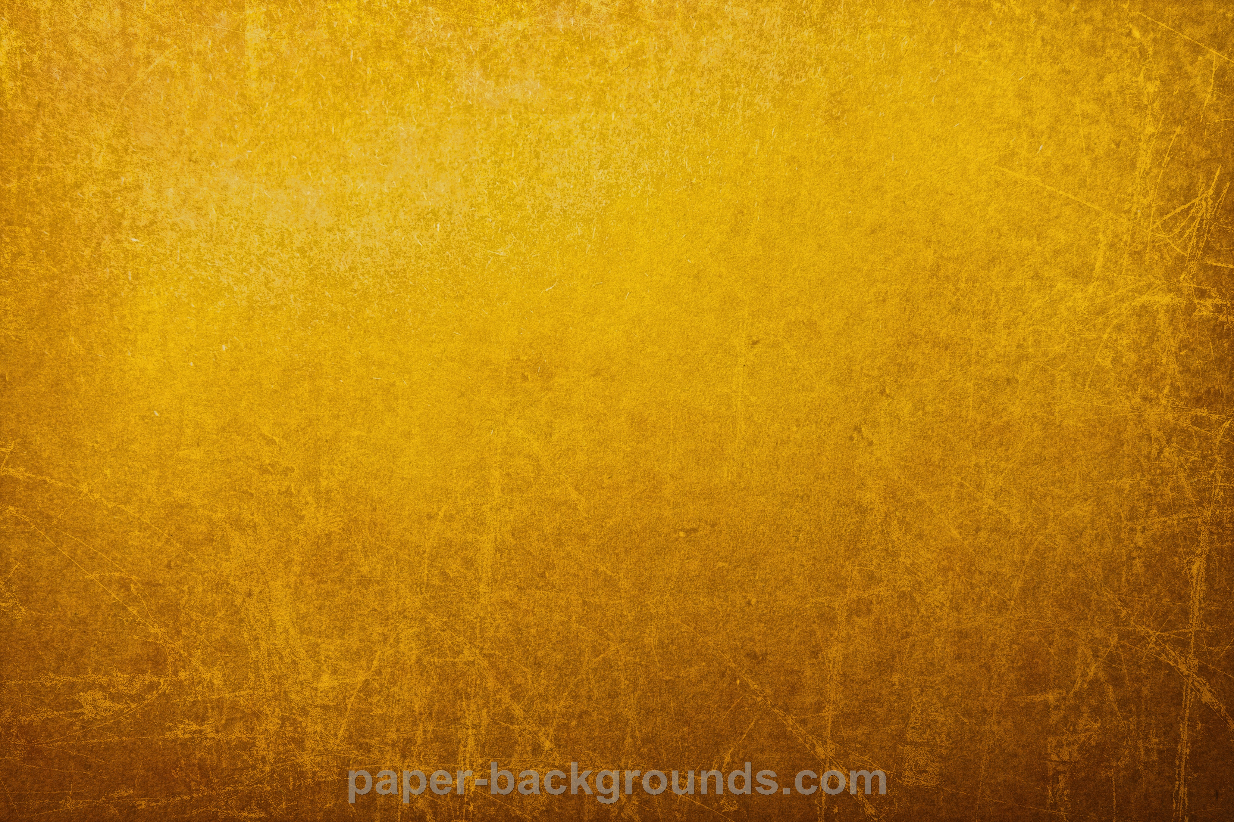 Orange Scratched Vintage Background Texture