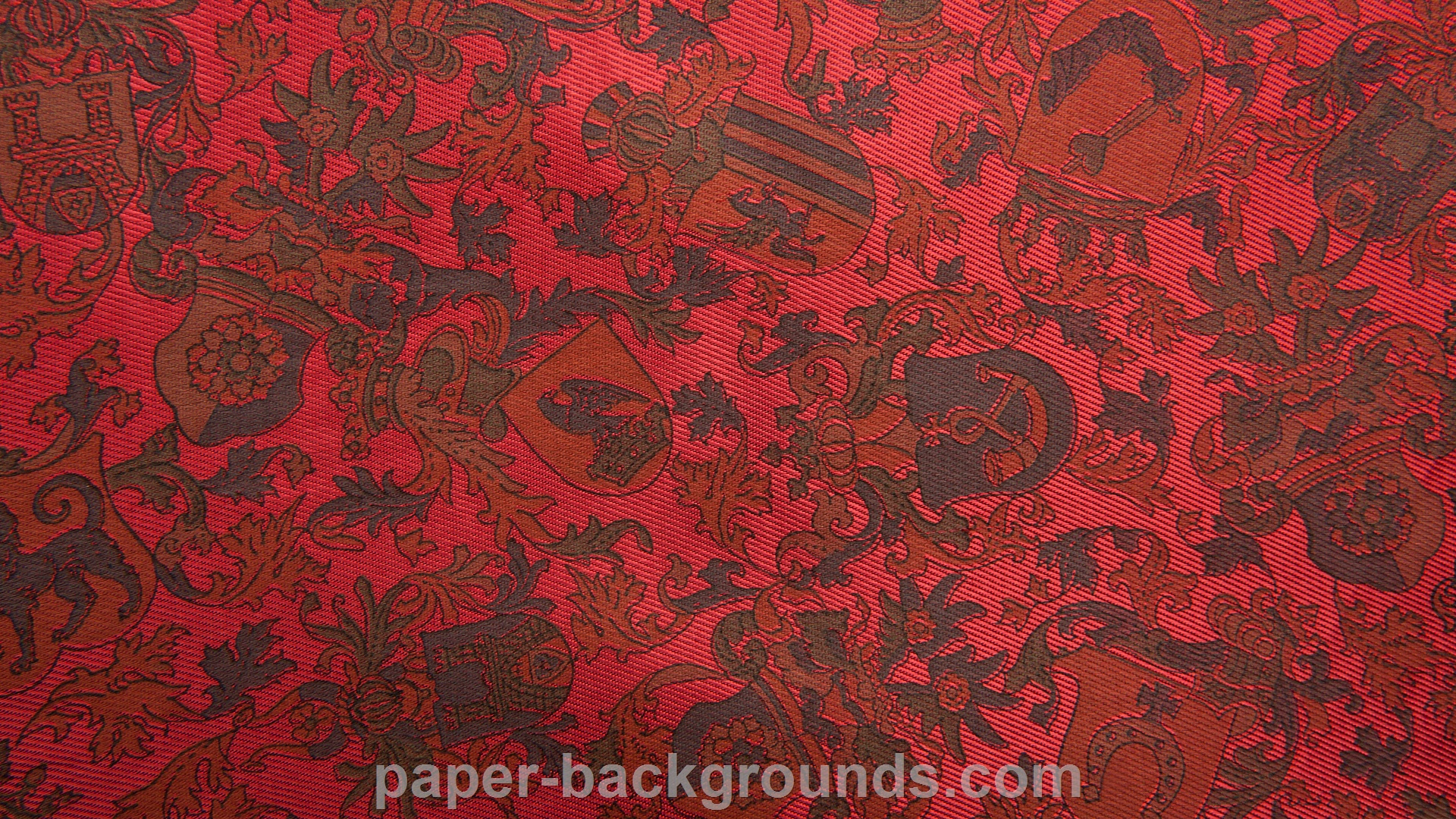 Red Fabric classy Patterns Background HD