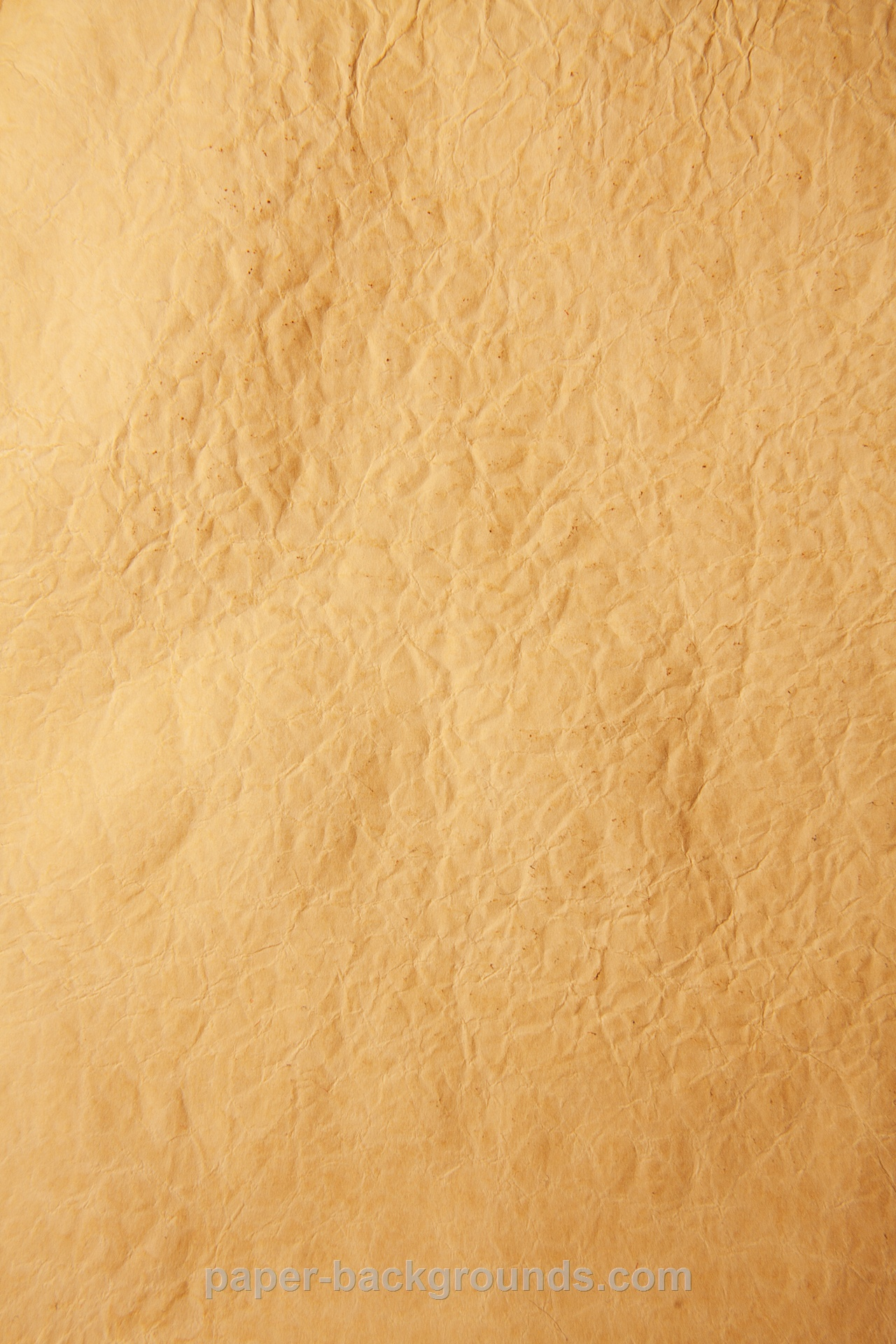 Vintage Wrinkled Paper Background Texture HD