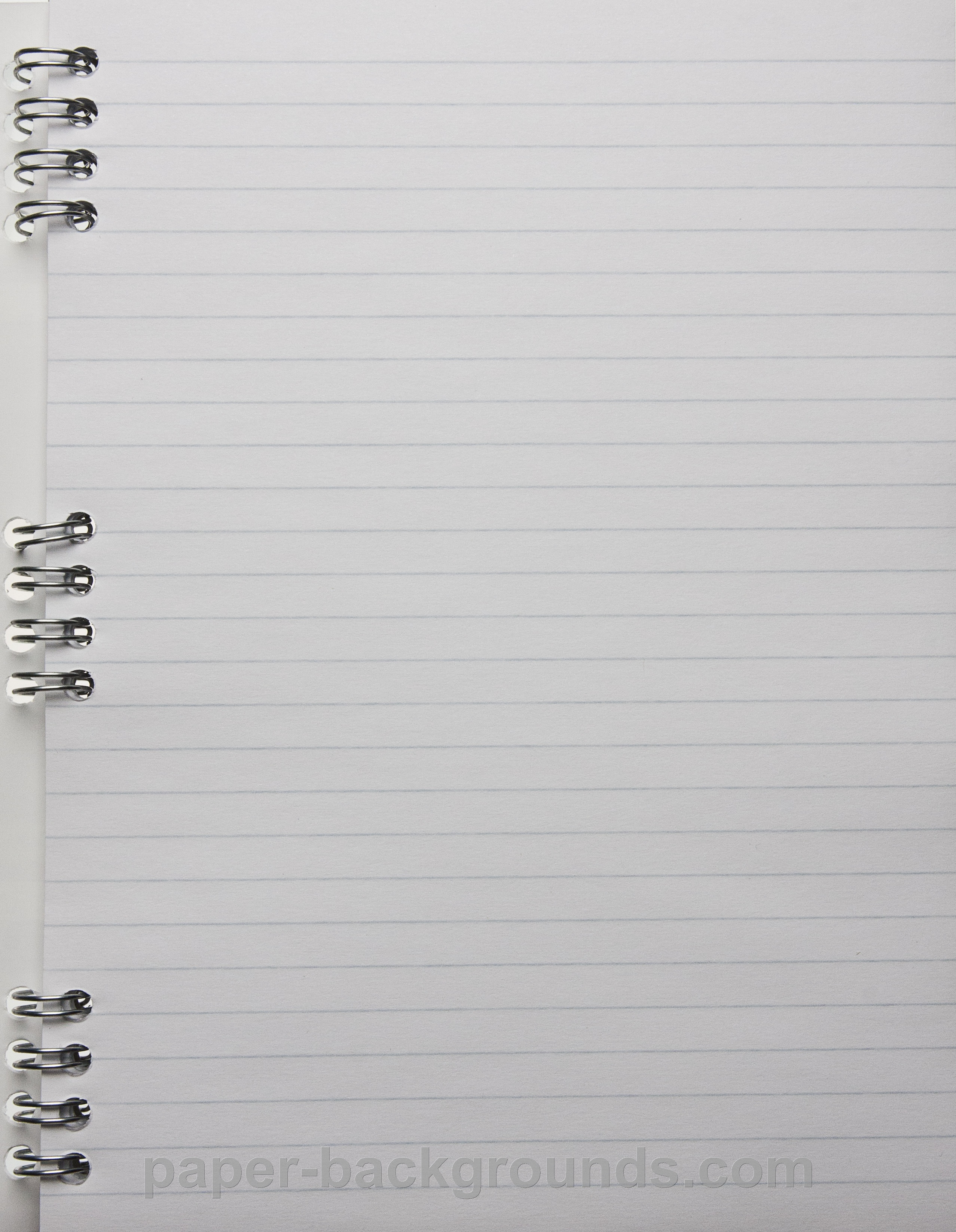 paper backgrounds whitenotebookpagewithlines