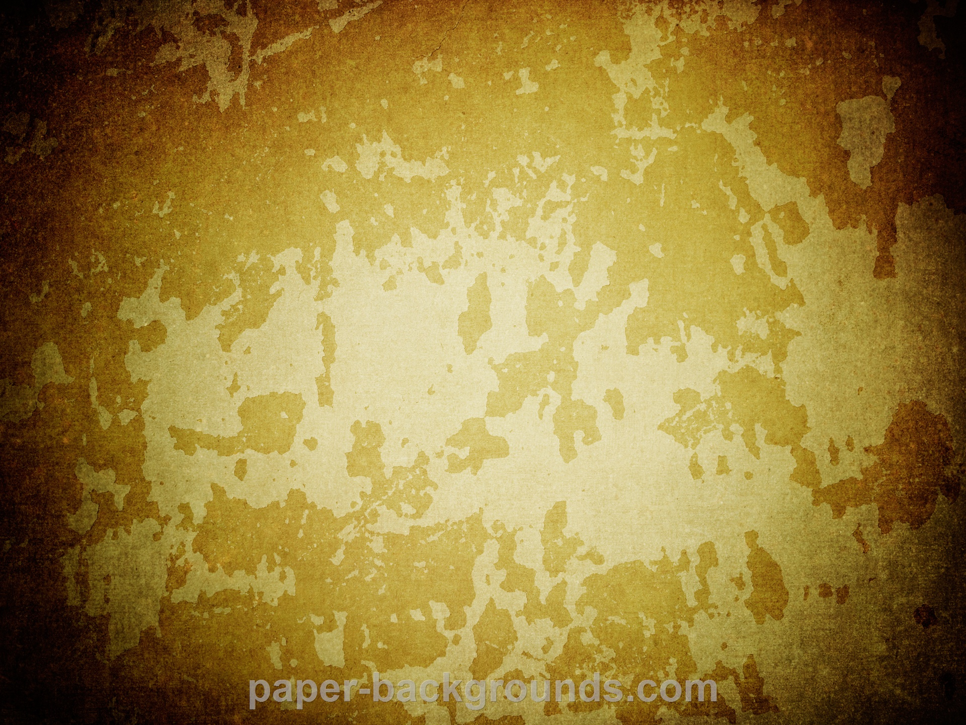 Yellow Grunge Overlay Texture HD