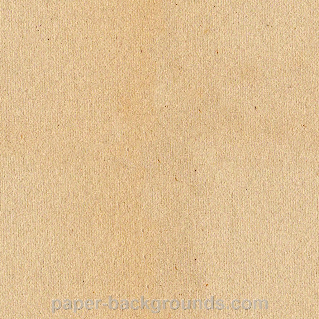 Yellow Seamless Paper Texture Pattern