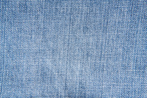 Blue Jeans Fabric Texture Background High Resolution
