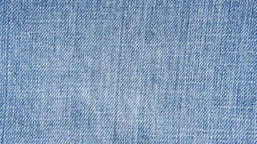 Blue Jeans Fabric Texture Background HD