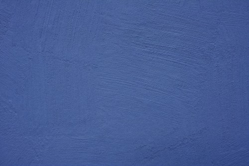 Blue Painted Concrete Wall Texture High Resolution