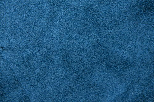 Blue Soft Fabric Cloth Texture Background High Resolution