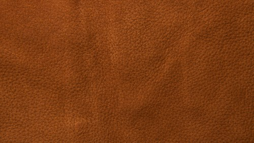 Brown Soft Leather Texture Background HD